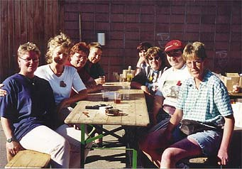 ... Clubmitglieder seit 50 Jahren regelmässig treffen. Bild: Thomas Peter